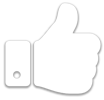 icone pouce en l'air